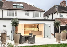 loft conversion builders East Sheen